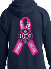 Load image into Gallery viewer, Breast Cancer Awareness Pullover Hoodie