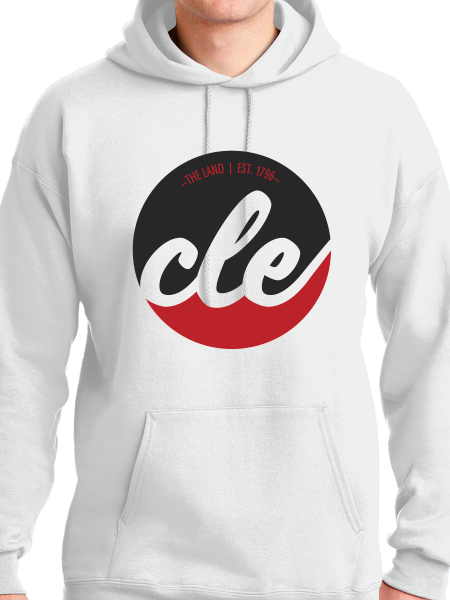 CLE The Land Est. Unisex Pullover Hoodie