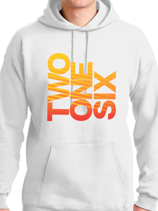 Two One Six Unisex Pullover Hoodie