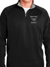 Load image into Gallery viewer, Metro Swat Sport-Wick Fleece 1/4-Zip Pullover
