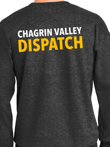 CVD Basic Unisex Crew Neck Sweatshirt