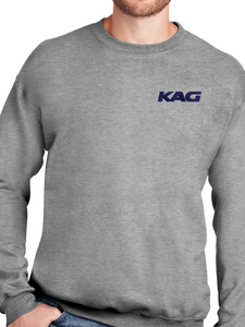 KAG Ultimate Cotton Crewneck Sweatshirt