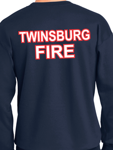 Twinsburg Fire Duty Ultimate Cotton Crewneck Sweatshirt