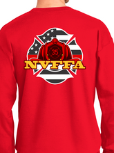 Load image into Gallery viewer, NVFFA - Helmet Unisex Crewneck Sweatshirt