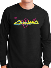 Load image into Gallery viewer, Cleveland 80s Vibe Long Sleeve Unisex T Shirt