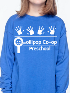 Lollipop Youth Long Sleeve T Shirt