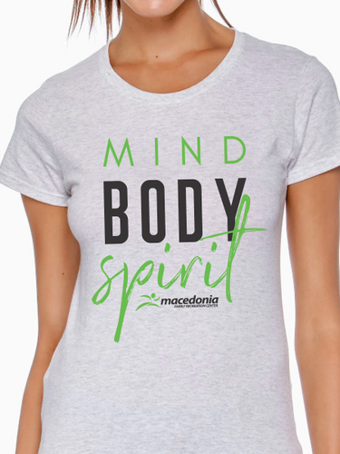 Mind, Body, Spirit Women's T Shirt
