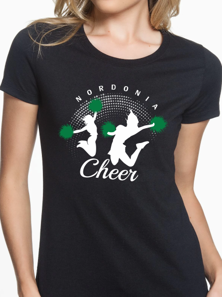 Nordonia Jump Cheer Women's T Shirt
