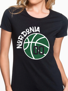 Nordonia Custom Basketball Women's T Shirt