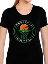 Load image into Gallery viewer, Nordonia Hoops Women's T Shirt