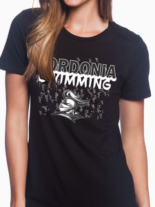 Nordonia Swimming Women's T Shirt