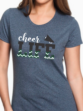 Load image into Gallery viewer, Nordonia Cheer Life Women's T Shirt
