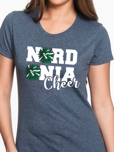 Nordonia Cheer Women's T Shirt