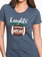 Load image into Gallery viewer, Nordonia Football Mom Women's T Shirt