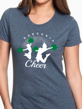 Load image into Gallery viewer, Nordonia Jump Cheer Women's T Shirt