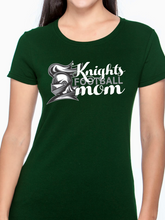 Load image into Gallery viewer, Knights Football Mom Women's T Shirt