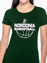Load image into Gallery viewer, Nordonia Knights Basketball Women's T Shirt