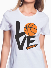 Load image into Gallery viewer, Custom Nordonia Love Basketball Women's T Shirt