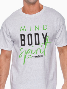 Mind, Body, Spirit Unisex T Shirt
