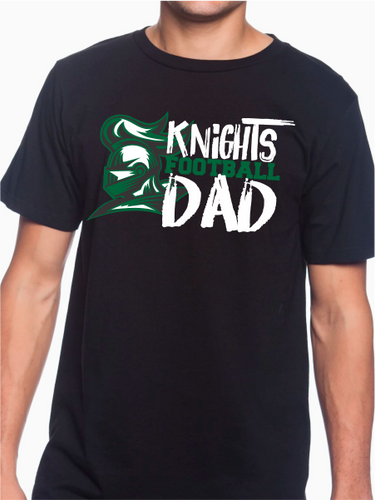 Knights Football Dad Unisex T Shirt