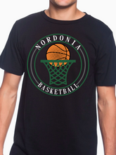 Load image into Gallery viewer, Nordonia Hoops Unisex T Shirt