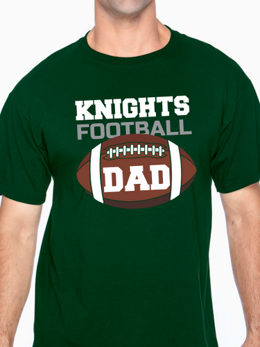 Nordonia Football Dad Unisex T Shirt