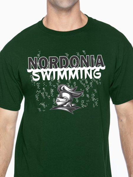Nordonia Swimming Unisex T Shirt