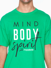 Load image into Gallery viewer, Mind, Body, Spirit Unisex T Shirt