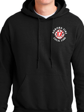Load image into Gallery viewer, Aurora Fire Union / Ohio Proud Unisex Hooded Sweatshirt