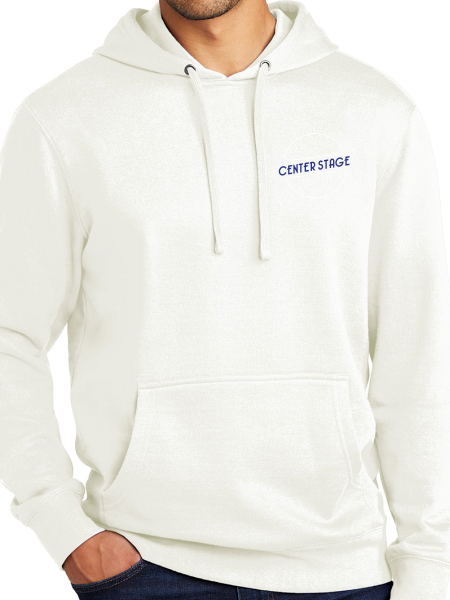 CSDS 1988 Stamp Adult Heavyweight Hooded Sweatshirt