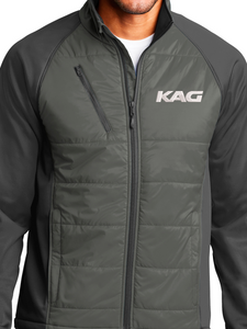 KAG Hybrid Soft Shell Jacket