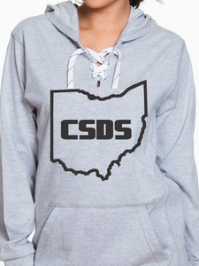 CSDS Sport Lace Jersey Hoodie
