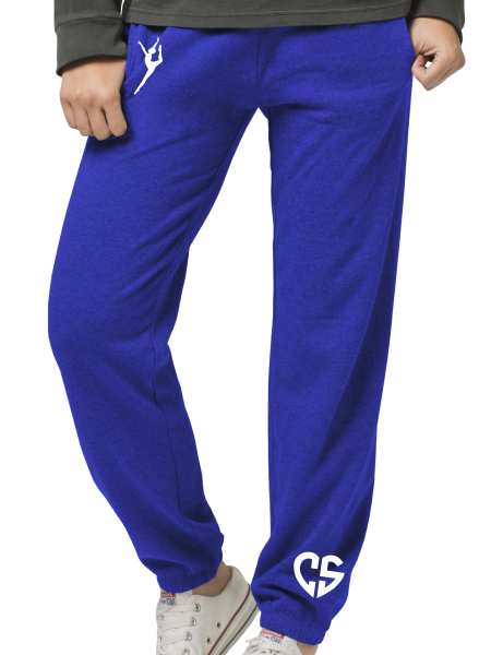 Center Stage Fleece Sweatpants