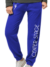 Load image into Gallery viewer, Center Stage Fleece Sweatpants