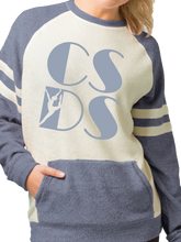 Load image into Gallery viewer, CSDS Vintage Cozy Contrast Pullover