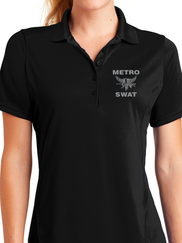 Metro SWAT Women's Tactical Performance Polo