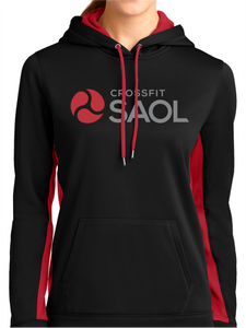 CrossFit SAOL Women's Colorblock Hooded Pullover