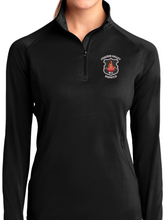 Load image into Gallery viewer, CVD Women's Sport Wick Stretch 1/2 Zip Pullover