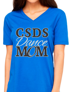 CSDS Dance Mom V-Neck T