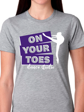 Load image into Gallery viewer, On Your Toes Women's T Shirt