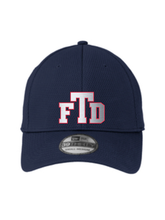 Load image into Gallery viewer, TFD Initials New Era Tech Mesh Cap