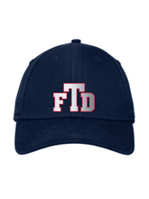 Load image into Gallery viewer, TFD Initials New Era Adjustable Structured Cap