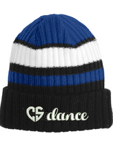 Load image into Gallery viewer, CS Dance Heart Tailgate Beanie