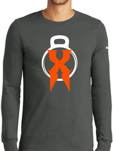 Load image into Gallery viewer, E.P.I.Q. X Dri-FIT Cotton/Poly Long Sleeve T Shirt