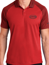 Load image into Gallery viewer, VMS Dry Raglan Polo
