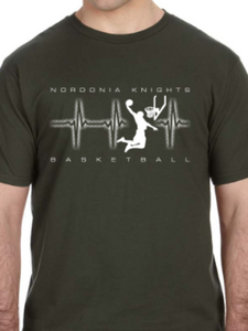 Knights Basketball Beat Unisex T Shirt