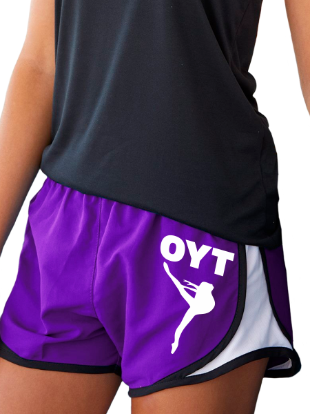 On Your Toes Velocity Shorts