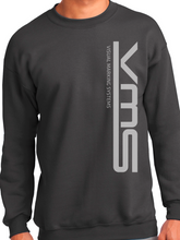 Load image into Gallery viewer, VMS Vertical Tall Essential Crewneck Sweatshirt