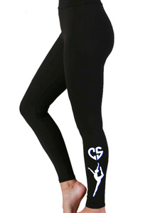 Center Stage Dance Legging