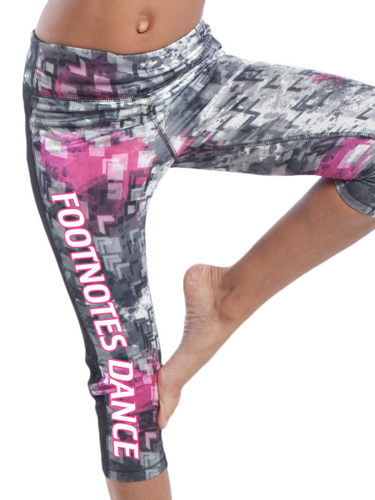 Footnotes Core Capri Legging